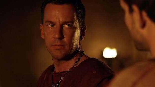 Craig Parker in Spartacus