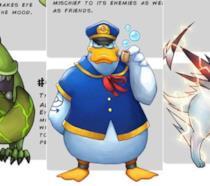 Come sarebbero i personaggi Disney se fossero Pokémon? Un artista ha la risposta