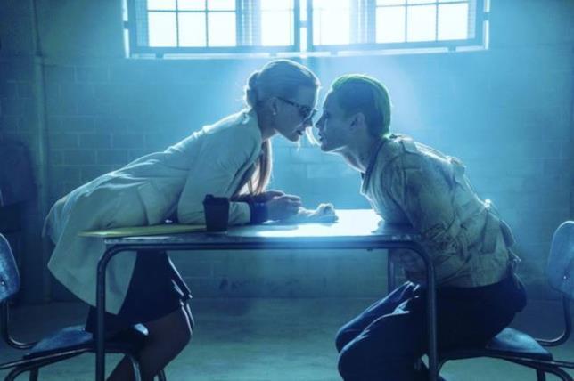 Un bacio proibito in Suicide Squad