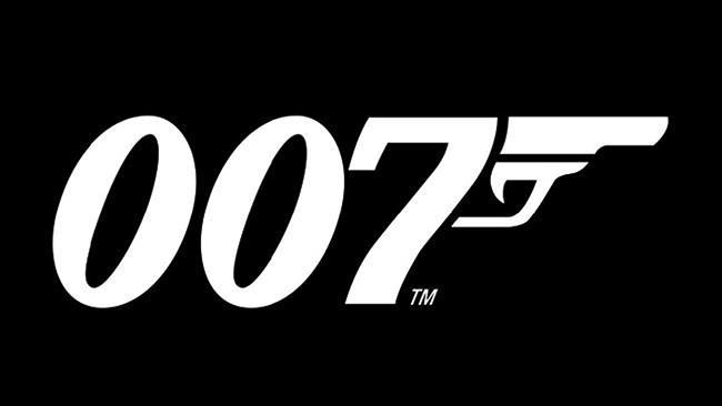 Il logo dei film di 007