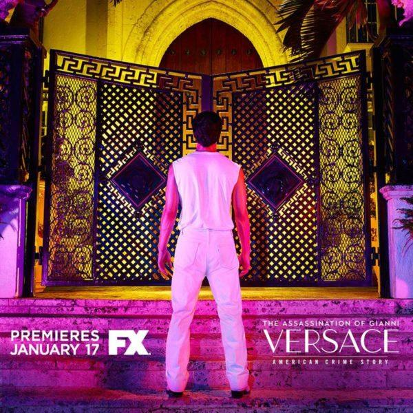 American Crime Story: Versace, poster