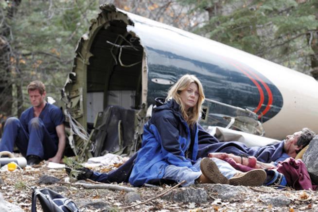 L'incidente aereo avvenuto nell'ottava stagione di Grey's Anatomy