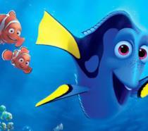 Dory, Nemo e suo padre