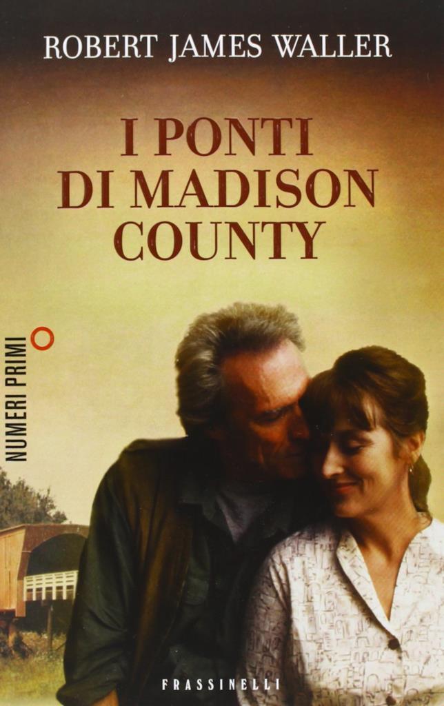 La copertina de I ponti di Madison County