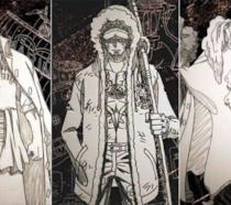 Nuovi character design per One Piece: Stampede