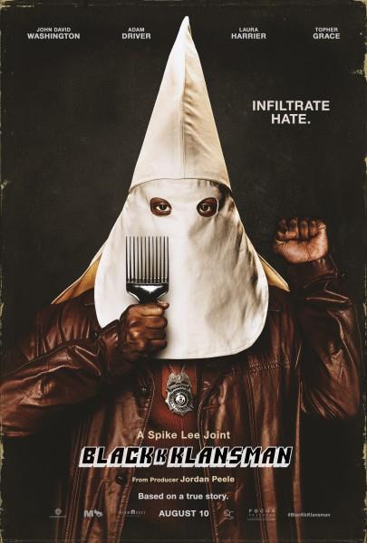 La locandina del nuovo film di Spike Lee