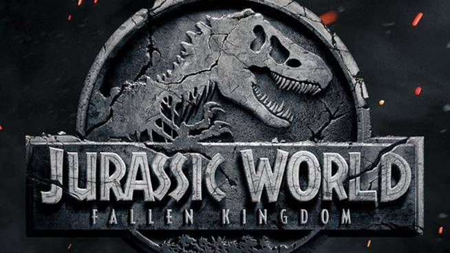 Il nuovo poster di Jurassic World: Fallen Kingdom