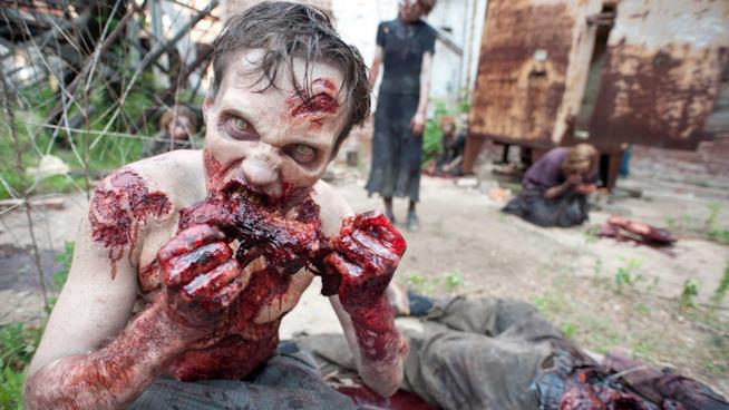 I famosi Walkers di The Walking Dead