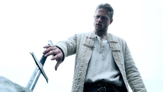 Una scena da King Arthur – Il potere della spada