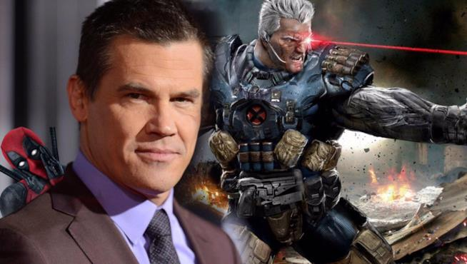 Josh Brolin, Cable e ovviamente Deadpool!