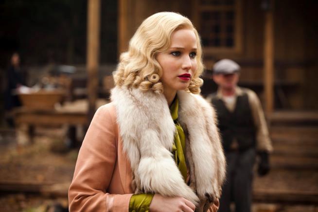 Jennifer Lawrence in Una Folle Passione.