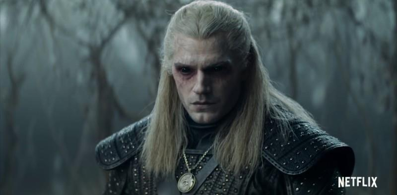Henry Cavill nei panni di Geralt di Rivia
