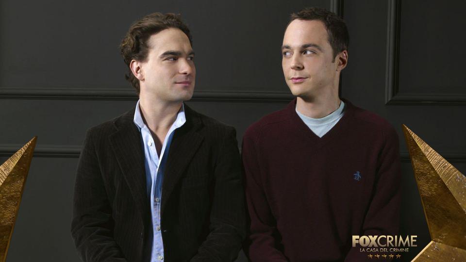 Leonard Hofstadter e Sheldon Cooper - Johnny Galecki e Jim Parson