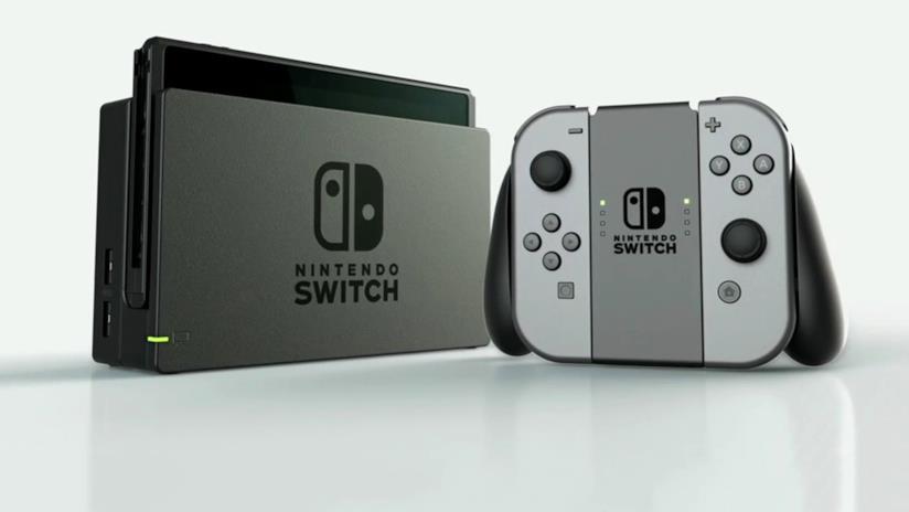 Il profilo di Switch, la nuova console Nintendo