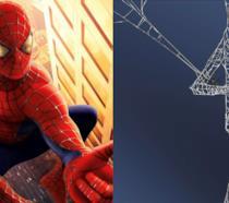 Spider-Man interpretato da Tobey Magure e il numero 4 di ragnatela condiviso da Marvel su Twitter