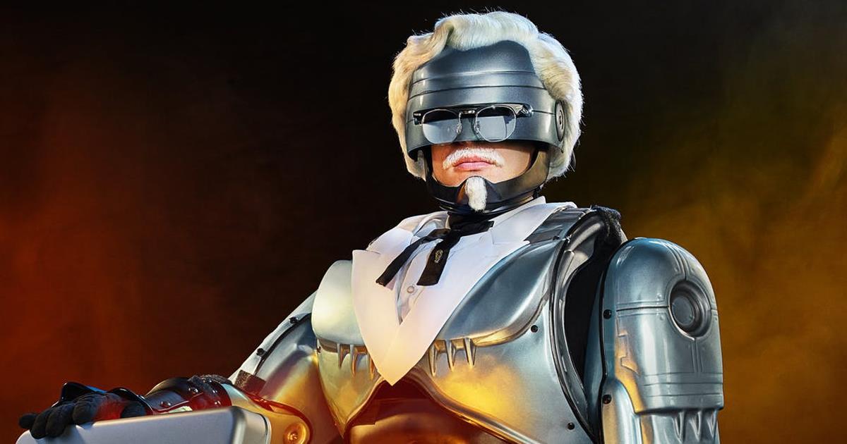 RoboCop torna un una divertente campagna promozionale targata KFC