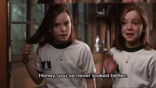 Lindsay Lohan in The Parent Trap