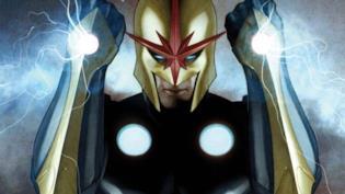 Dettaglio della cover di Nova Vol. 1: Annihilation - Conquest