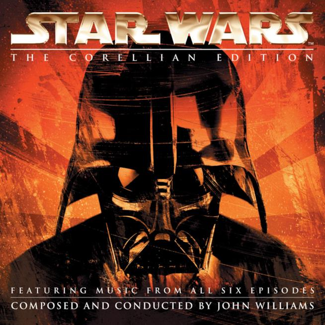 Cover della Corellian Edition
