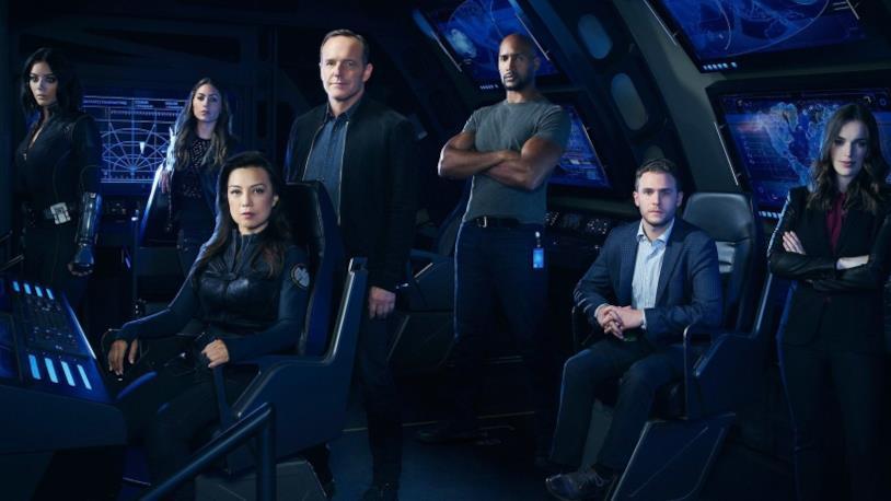Il cast di Marvel's Agents of S.H.I.E.L.D.