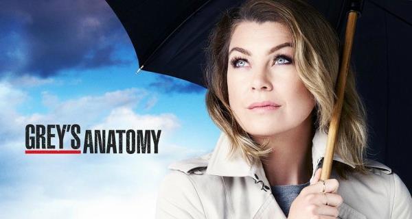 La protagonista di Grey's Anatomy
