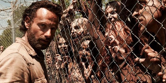 Gli zombie non esistono in The Walking Dead