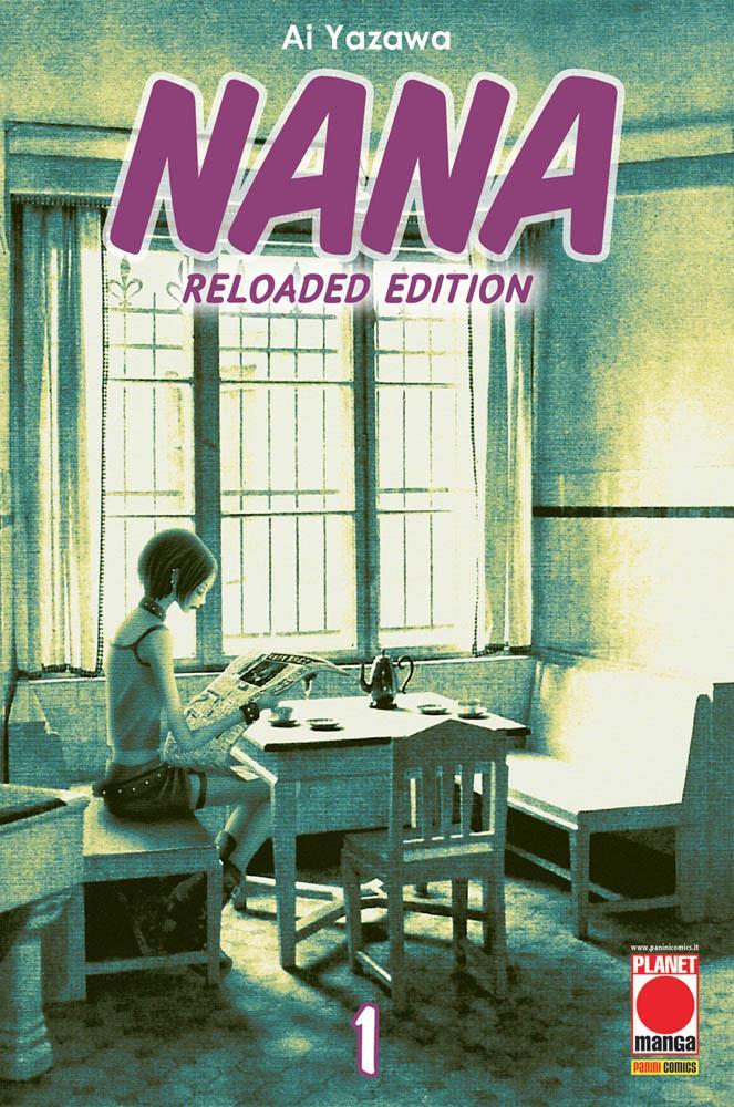 Nana Reloaded Edition Planet Manga