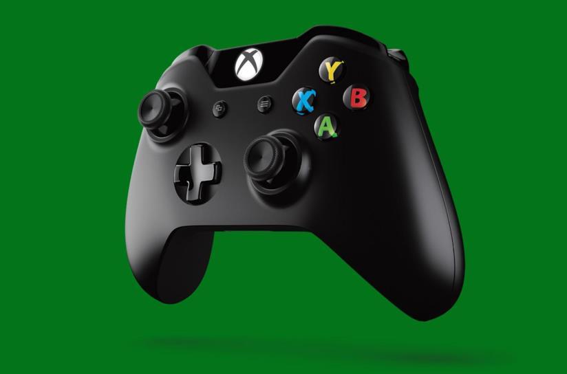 Il tradizionale controller di Xbox One