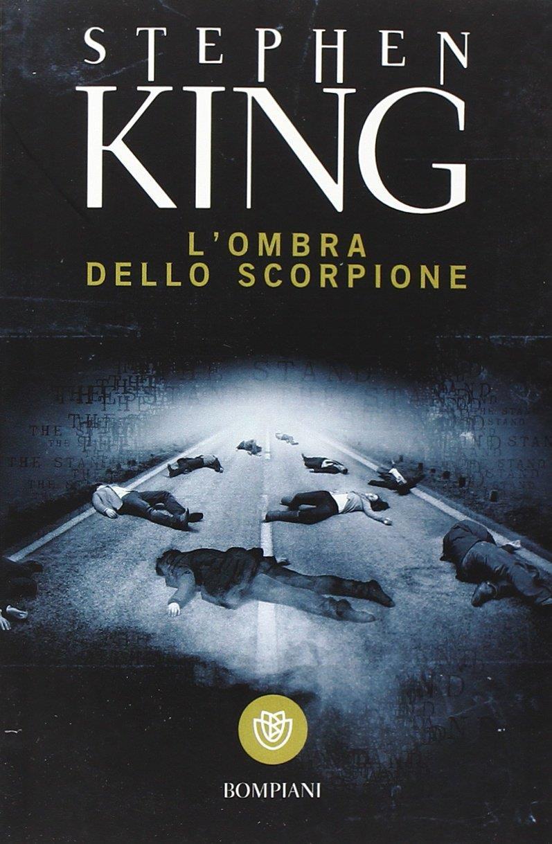 Cover del libro L'ombra dello scorpione