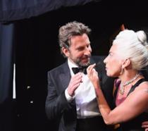 Bradley Cooper e Lady Gaga agli Oscar 2019