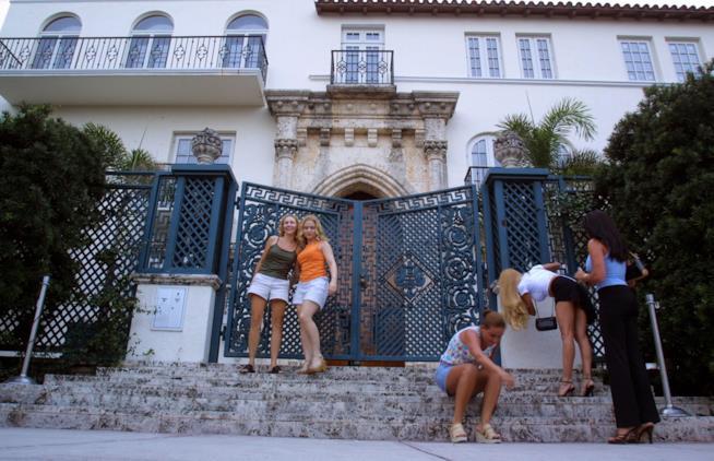 Casa Casuarina di Versace a Miami