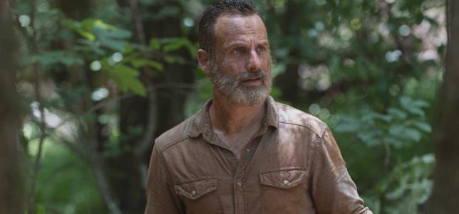 The Walking Dead 9x04: Rick