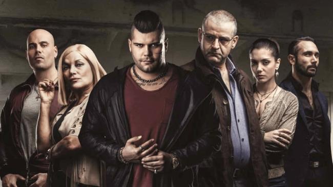 Il cast della seconda stagione di Gomorra La Serie