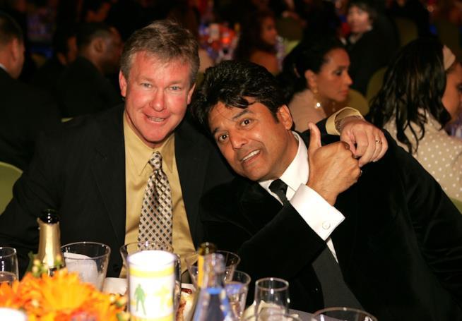 Larry Wilcox ed Erik Estrada insieme nel 2005