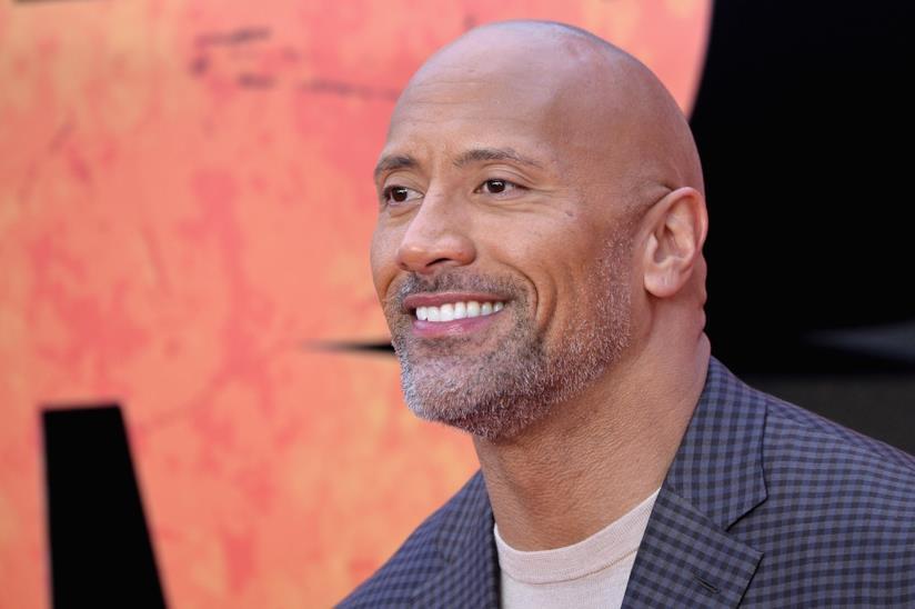 DwayneJohnson noto anche come The Rock