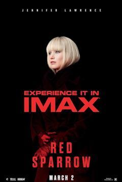 Il poster pubblicitario per la versione IMAX del film