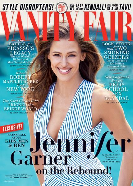 Jennifer Garner svela dettagli del divorzio da Ben Affleck