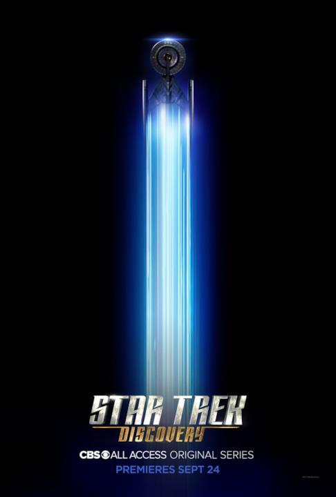 Faro: poster di Star Trek: Discovery