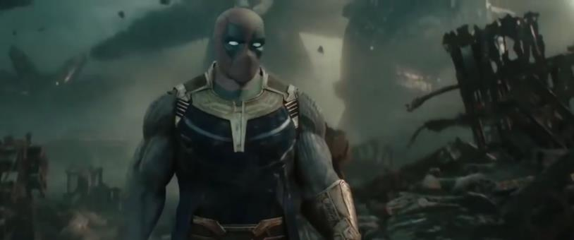 Deadpool interpreta Thanos nel trailer parodistico dello YouTuber Mightyraccoon!