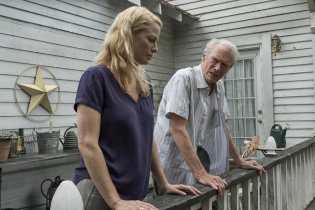 Clint Eastwood in Il corriere - The Mule