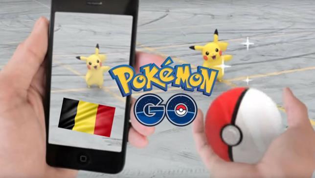 L'applicazione Pokémon GO