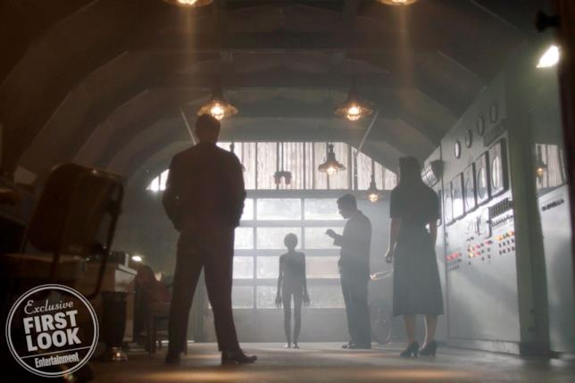 Prime immagini dall'undicesima stagione di X-Files