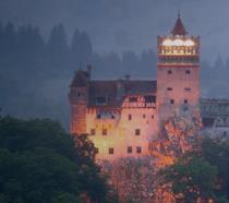 Il castello di Bran del conte Dracula