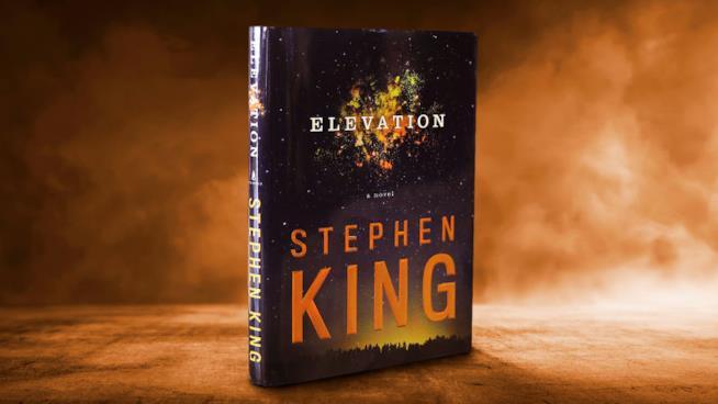 Elevation: disponibile in Italia in lingua inglese la nuova novella di Stephen King