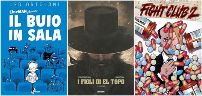 Tre idee per un Natale a fumetti per chi ama il cinema