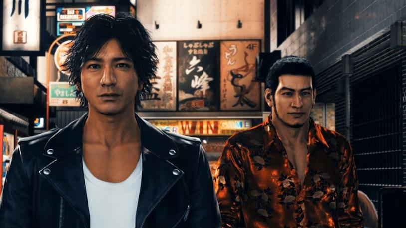 Detective Kaito e Yagami