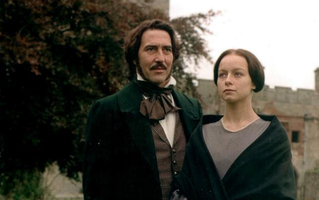 Samantha Morton in Jane Eyre