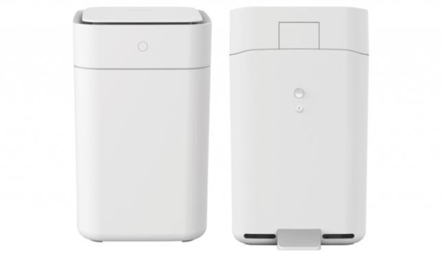 Il cestino della spazzatura smart di Xiaomi