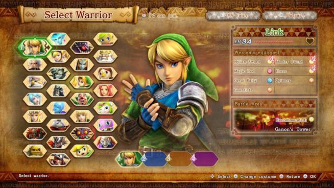 Hyrule Warriors: Definitive Edition è in uscita su Nintendo Switch