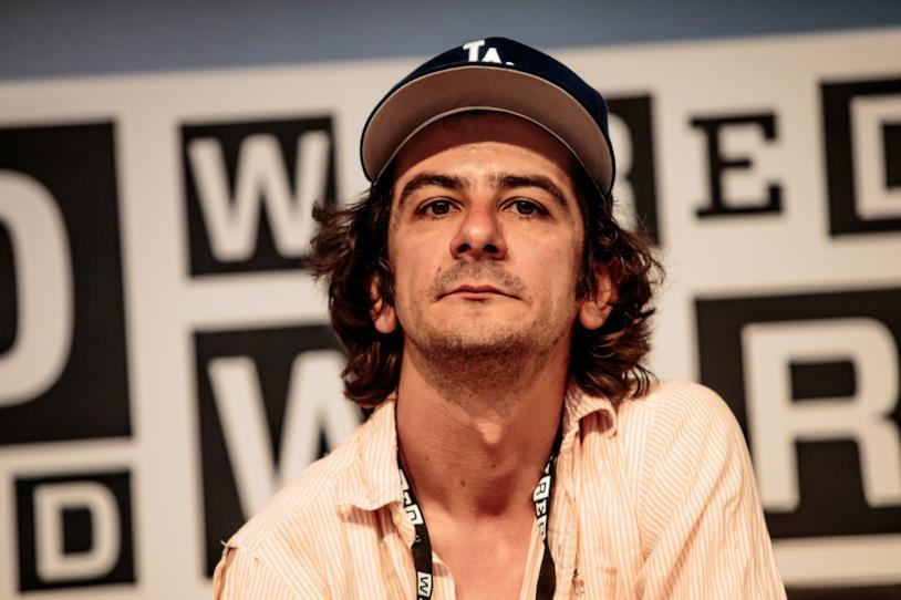 Francesco Mandelli, regista del film Bene ma non benissimo